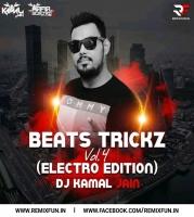 Beats Trickz Vol.4 (Electro Edition) - DJ Kamal Jain