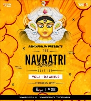 The Navratri Special Edition Vol.1 - DJ Ankur | Navratri Special Remix 2020