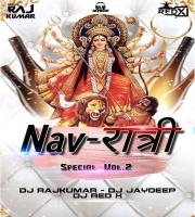 Navratri Special Vol.3 - DJ Red X & DJ Rajkumar