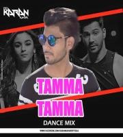 Tamma Tamma ( Dance Mix ) By Dj Karan Kahar