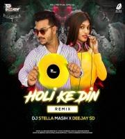 Holi Ke Din Remix - DJ SD X DJ Stella