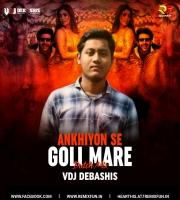 Akhiyon Se Goli Remix (Pati Patni Aur Woh) Vdj Debashis Remix
