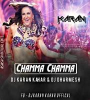 Chamma Chamma ( Remix ) Dj Karan N Dj Dharmesh