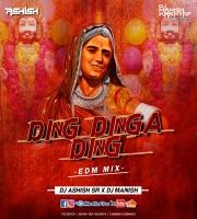 Ding Dinga Ding Natak (EDM Mix) Dj Manish & Dj Ashish SR