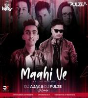 Maahi Ve - Kal Ho Naa Ho (Remix) - DJ AJAY & DJ PULZE