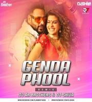 Genda Phool (Circuit Mix) Dj Ar Brothers & Dj Shiva
