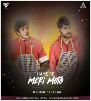 Hay Re Meri Moto (Panjabi Tadka Mix) Dj Vishal S