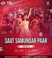 Sat Samundar Paar (Remix) DJ JYK X DJ TNY