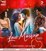 Love Mashup (Remix) - Dj Rohit Sharma X Amit Sharma