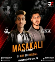 Masakali 2.0 (Remix) - DJ AJAY & DJ HARSHAL
