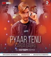 Pyaar Tenu Karda Gabru (Remix) - DJ Esteem