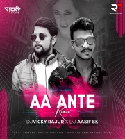 Aa Ante (Tapori Style Mix) Dj Aasif Sk x DjVicky Rajur