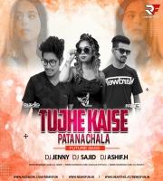 Tujhe Kaise Pata Na Chala (Future Bass) Dj Jenny X Dj Sajid x Dj Ashif.h