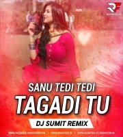 Sanu Tedi Tedi Takdi Tu (Panjabi Desi Style Mix) Dj Sumit