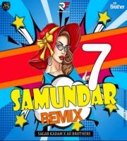 Saat Samundar - Remix - Sagar Kadam X DJ Ar Brothers