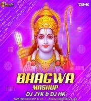 Bhagwa Mashup (Hindu Spl Remix) DJ JYK & DJ HK