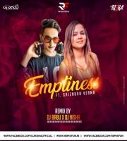 Emptiness - DJ BABU F PRO x DJ NISHA KOLKATA