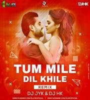Tum Mile Dil Khile (Remix) DJ JYK & DJ HK