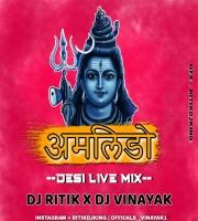 Amlido - (Remix) - Dj Vinayak X Dj Ritik