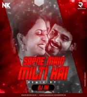 Sapne Me Milti Hai (Remix) Dj Nk Official