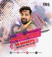Raja Tani Jaai Na Bahariya (Bhojpuri Mix) DJ AT