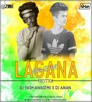 Ang Se Ang Lagana (Remix) Dj Yash Awasthi X Dj Aman