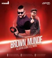Brown Munde (Remix) DJ Dipan Dubai X Dj Nihal