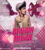 Brown Munde (Desi Bebot Mix) DJ Ashish SR