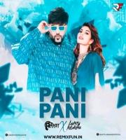 Paani Paani - Anik3t Remix X Bunty Labhane