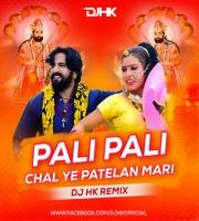 Pali Pali Chal Ye Patelan Mari (Rajasthani Remix) DJ HK