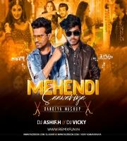 Mehendi x Saawariya x Dholida (Dandiya Mashup) Dj Ashif.H & DJ Vicky